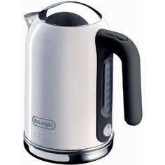 DeLonghi Kmix Kettle  I get all misty-eyed over adorable tea kettles.