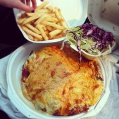 This is the majestic Parmo. | 18 Reasons The Parmo Is The Greatest Meal Ever Created