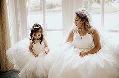 Wedding First Look, Dream Wedding, Wedding Day, Bride Book, Bridal Gowns, Wedding Dresses, Bridal Portraits, Unique Weddings, Beautiful Bride