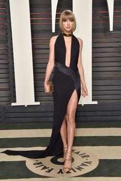 Taylor Swift - Os melhores looks da festa pós-Oscar da Vanity Fair - Vogue   Red carpet