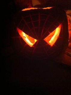 My Halloween pumpkin 2014