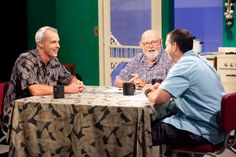 University of Hawaii Men's Basketball Coach Gib Arnold talks about the team and this year's season on Leahey & Leahey tonight at 7:30 pm.
