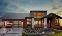 Esthétiques et économiques : les tuiles Tesla vont ringardiser les panneaux solaires