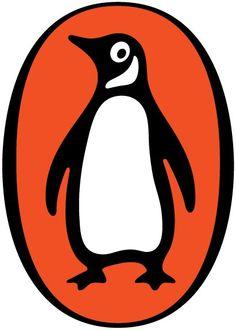 Penguin Booksのロゴってカワイイッ。