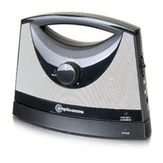 L429 Soundbox: Designed for people with hearing loss.  Reinforces TV, radio and other music players sound.