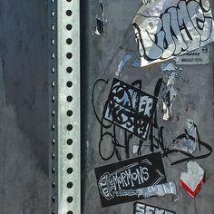 'hidden in plain sight' 146 (hips146)  #streetart #abstractart #wabisabi #photooftheday #amazing #picoftheday #follow4follow #instago #instagood #graffiti #artwork #streetartistry #photography #streetarteverywhere #urbanart #streetphotography #graphics #graphicdesign #goodtype by mr_magicman