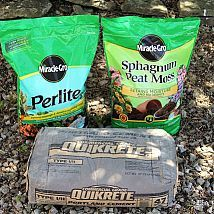 Hometalk :: Last summer I made my first set of hypertufa planters. They have the l…