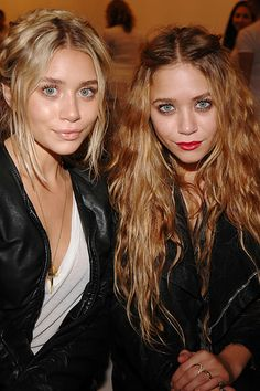 The Beauty Evolution of Mary-Kate and Ashley Olsen
