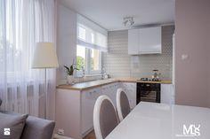 Kuchnia styl Glamour - zdjęcie od BlueCat Studio - Kuchnia - Styl Glamour - BlueCat Studio