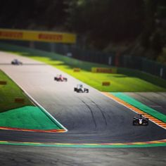 """""""Saturday at #Spa. #FP3 and #Quali coming up. Who's your tip for P1? #BelgianGP #F1 #Formula1"""""""