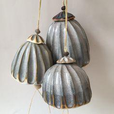 serenity bell ( sold individually) — mt washington pottery
