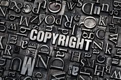 You pay for copyright all the time