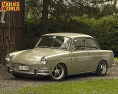 Volkswagen Type 3 Cool If Your Into Vw Because It Is Not A Bug