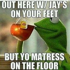 Still lovin' on Kermit