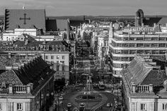 Avenue #wroclaw #poland Poland, Times Square, City, Travel, Fotografia, Viajes, Traveling, Ignition Coil, Cities