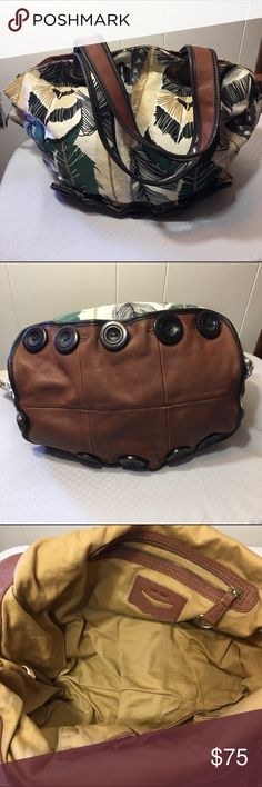 Anthropologie: Lucky Penny Hobo Bag NWOT Excellent condition no signs of wear. Anthropologie Bags Hobos