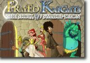Frayed Knights is a humorous old school RPG by my hubbie!
