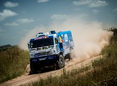 Ayrat Mardeev heeft de derde etappe bij de vrachtwagens op zijn naam weten te schrijven. Met een snelste tijd van 3 uur, 19 minuten en 6 seconden nam de Russische Kamaz-rijder tevens de leiding over in het klassement