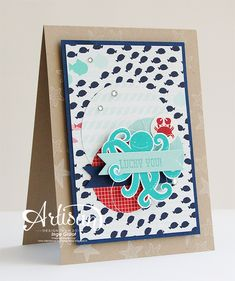 Stampin' Cards And Memories: Stampin' UP! Artisan Blog Hop