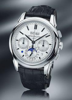 Patek Philippe Perpetual Calendar Chronograph Ref. 5270 Watch