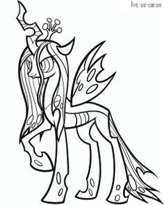 Looking for a My Little Pony Queen Chrysalis Coloring Pages. We have My Little Pony Queen Chrysalis Coloring Pages and the other about Coloring Page Fun it free. Princess Coloring Pages, Coloring Pages For Girls, Cute Coloring Pages, Cartoon Coloring Pages, Coloring Pages To Print, Printable Coloring Pages, Coloring Books, Coloring Sheets, Free Coloring