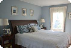 santorini blue bm paint - Google Search