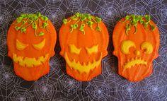 Cupookie: Halloween Cookies