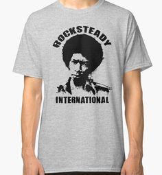T-shirt reggae 2Tone retro SKA Ladies V-neck Tees,The Specials 70s,80s