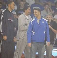 drake loves the cats :)