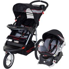A Stylish Stroller For Active Parents The Baby Trend Jogger