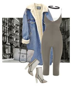 """""""Untitled #178"""" by marc-anthony ❤ liked on Polyvore featuring Humble Chic and Chanel"""
