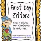 A bumper pack of activities for those first days back at school. Based around the popular book