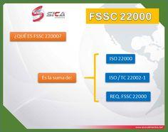 Como se conforma la implementación del sistema de Gestion FSSC 22000 en la industria de alimentos