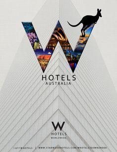 w hotel branding - Google Search
