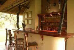 Thornybush N Kaya Lodge - Bar area, Gin & Tonic anyone?