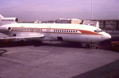 National Airlines B727-35
