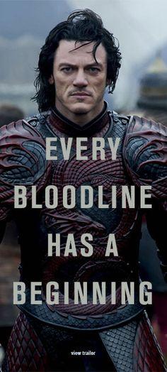 dracula untold   Dracula Untold. Luke Evans♡