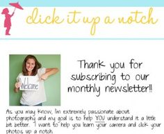 why your photography business should have a newsletter