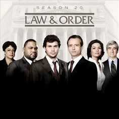 My dad got me started on Law & Order years ago.