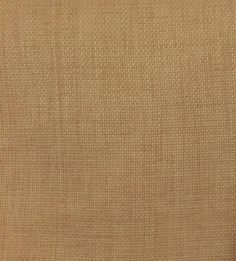 Solid Yellow Gold Woven - Upholstery Fabric by the Yard