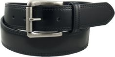 Dickies Men's 40Mm Bridle With Double Row Stitch Belt,Black,36 Dickies. $12.94. leather. Harness Roller Buckle. Imported