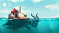 Curious Creatures From The Imagination of Gibson Radsavanh | The Mary Sue