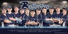 Batbusters 13U Boys Team Banner 2015