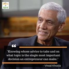 """""""Knowing whose advice to take and on what topic is the single most important decision an entrepreneur can make. Startup Quotes, Entrepreneur Quotes, Advice, How To Make, Tips"""