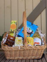 Sugar free easter gift basket gift basket ideas pinterest eggcellent easter basket pontewinery negle Images