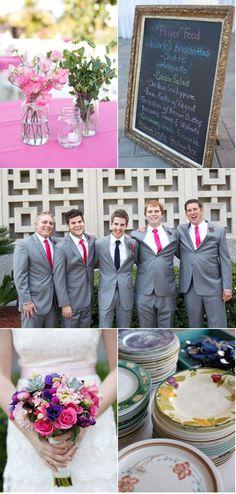 Los Angeles DIY Wedding by Ashley Photographer