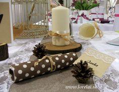 Svadobná výzdoba v tradičnom štýle