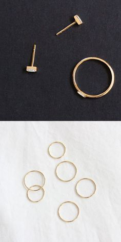 jewelry by Vrai & Oro - more style inspiration at jojotastic.com