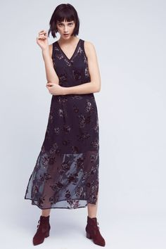 Shop new women's clothing at Anthropologie to discover your next favorite closet staple. Velvet Midi Dress, Sheer Dress, Online Fashion Stores, Clothes For Sale, New Outfits, Anthropologie, Short Sleeve Dresses, Formal, My Style