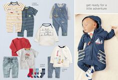 Indigo Bay | Baby Boys & Unisex 0mths-2yrs | Boys Clothing | Next Official Site - Page 2